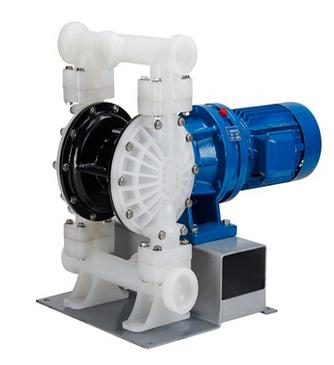 DBY塑料第三代电动隔膜泵