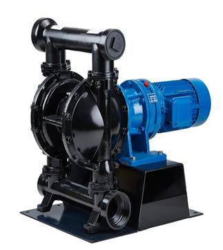 DBY铸钢第三代电动隔膜泵