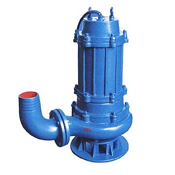 排污泵,wq型无堵塞潜水排污泵